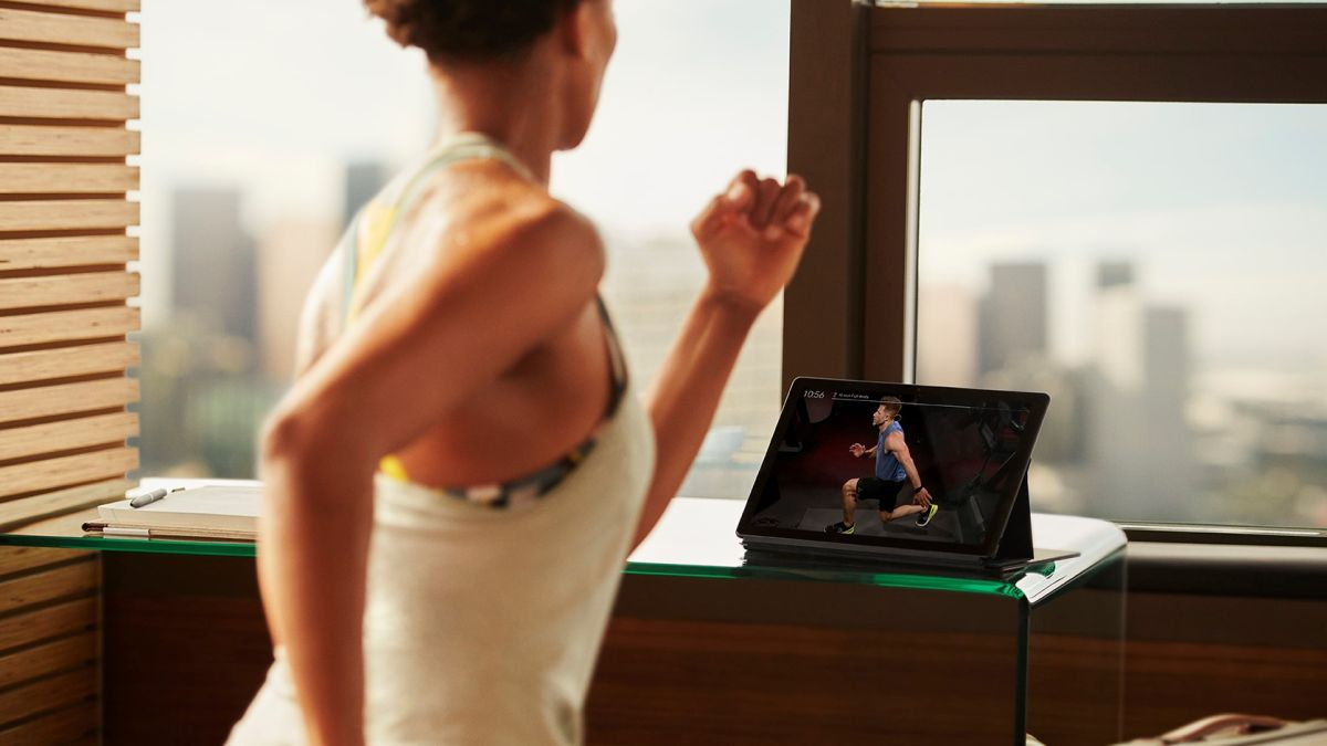 Peloton is offering its home workout app free for 90 days – here's how to get it