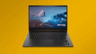 HP Omen 16 gaming laptop