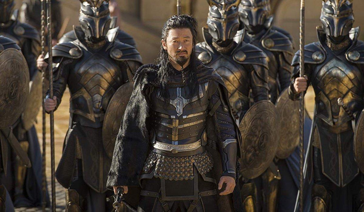 Thor: Ragnarok Hogun