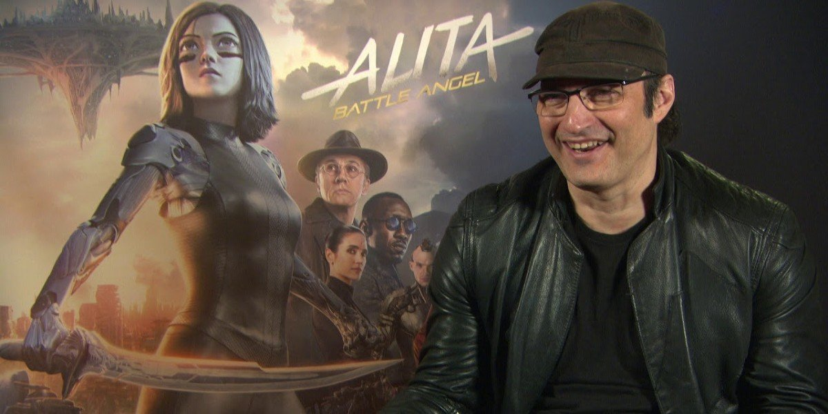 Robert Rodriguez - Alita: Battle Angel Interview