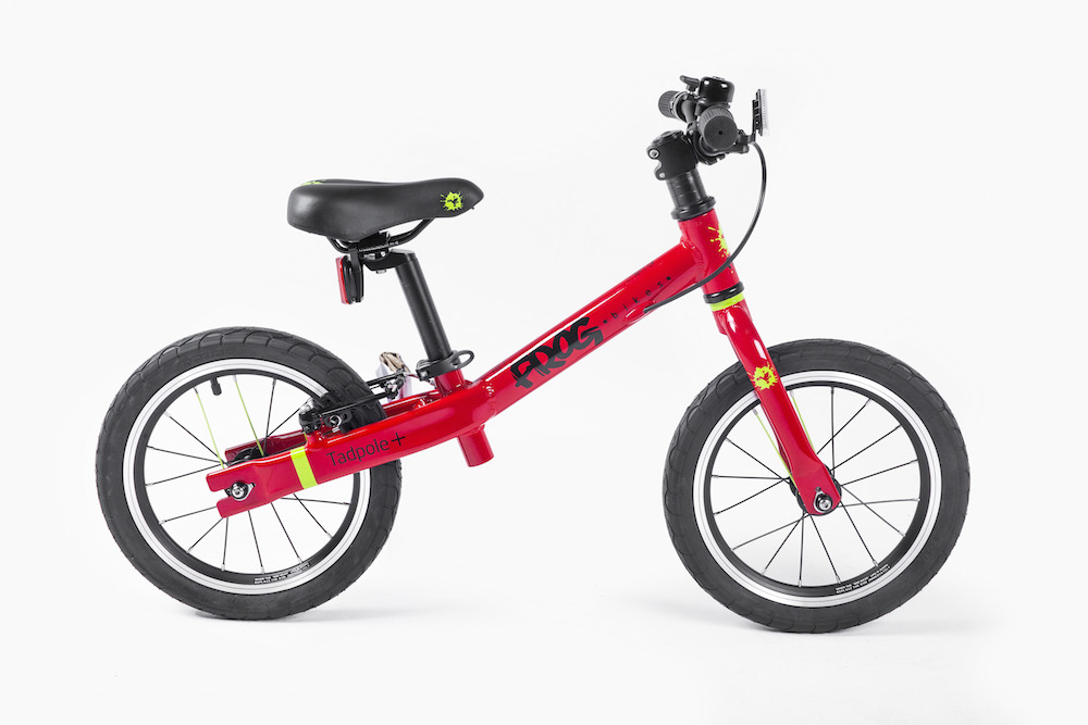 Frog Tadpole Plus Balance Bike Review Cycling Weekly