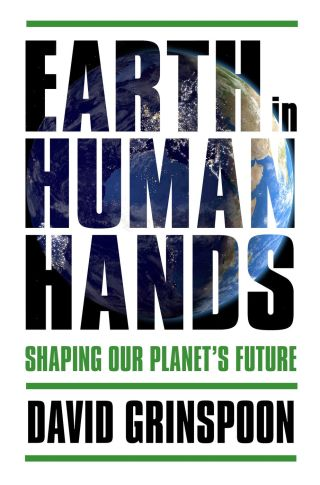 Earth in Human Hands book cover
