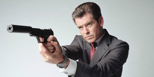 Why Pierce Brosnan Was Never Totally Comfortable Playing