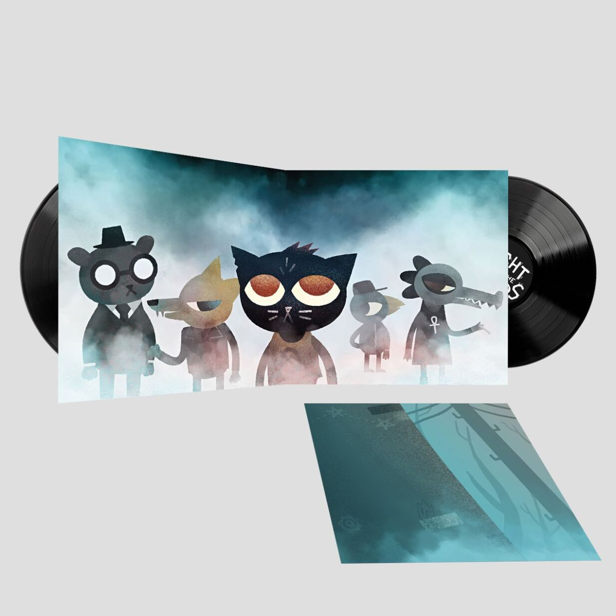 Night in the Woods' OST gets awesome limited edition vinyl