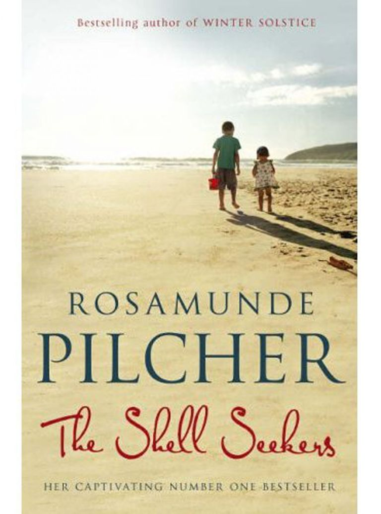 The Shell Seekers by Rosamunde Pilcher-book-book reviews-woman and home