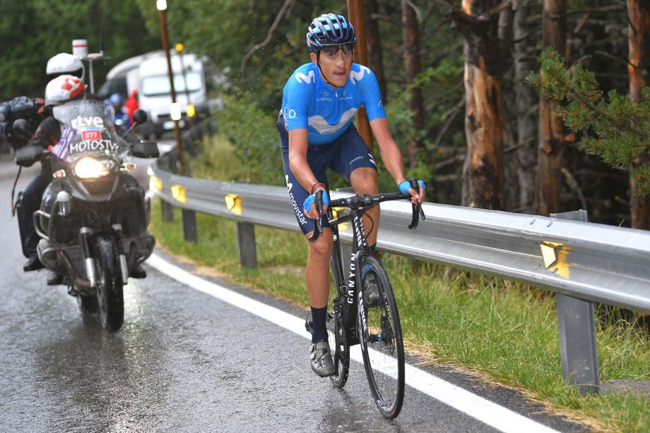 Marc Soler apologises for protesting team orders at Vuelta a España