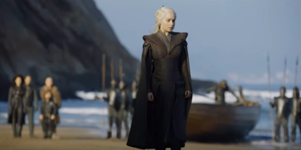 game of thrones dany dragonstone