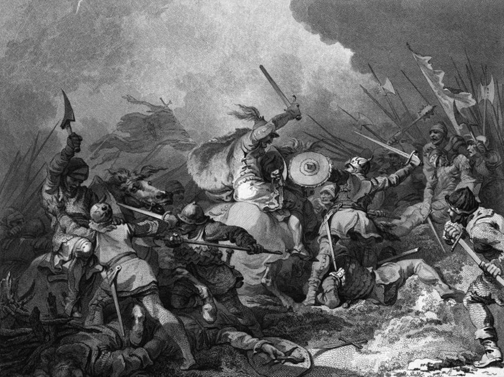 10 Epic Battles that Changed History   Live Science