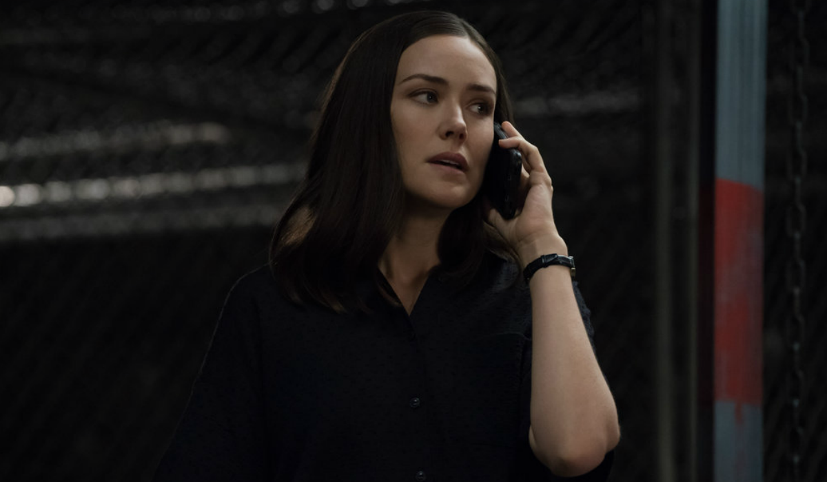 The Blacklist Megan Boone Elizabeth Liz Keen NBC
