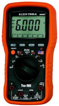 Klein Tools Introduces Quality Test and Measurement Products