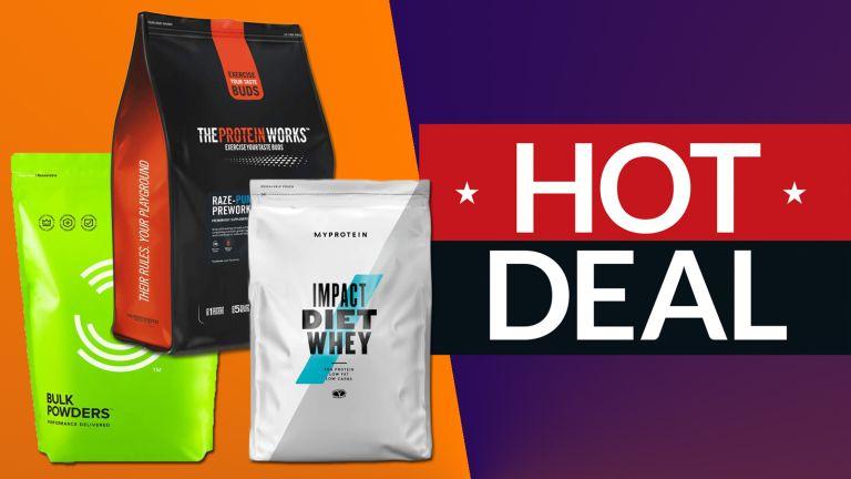 Cheap protein powder deal