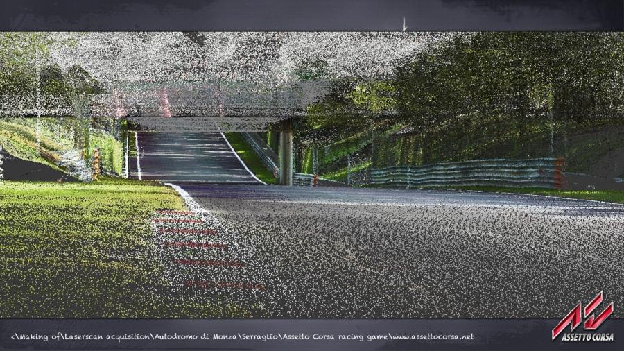 Assetto Corsa Features Autodromo Di Monza, New Screenshots Released #20605