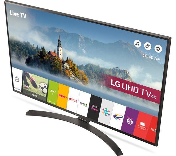 Should I buy the LG 43UJ634V 4K Smart TV?   TechRadar