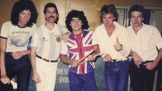 Queen + Diego M