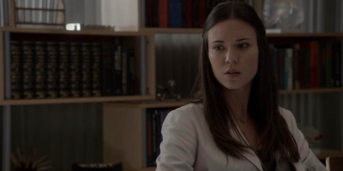 Odette Annable - House