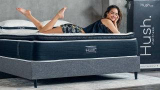 Hush Blankets unveils 'Iced' cooling mattress to help you fall asleep faster