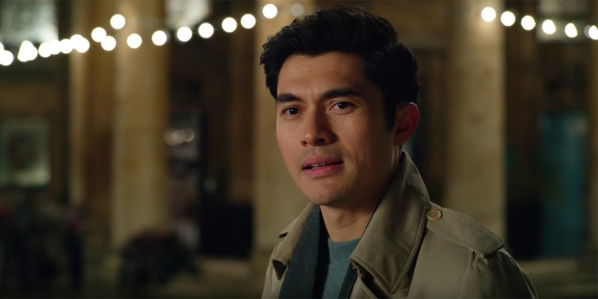 Paul Feig Had To Be Tricky To Cast Henry Golding In Last Christmas