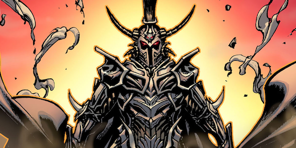 Ares from DC Comics