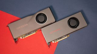 AMD Radeon RX 5700 XT vs RX 5700