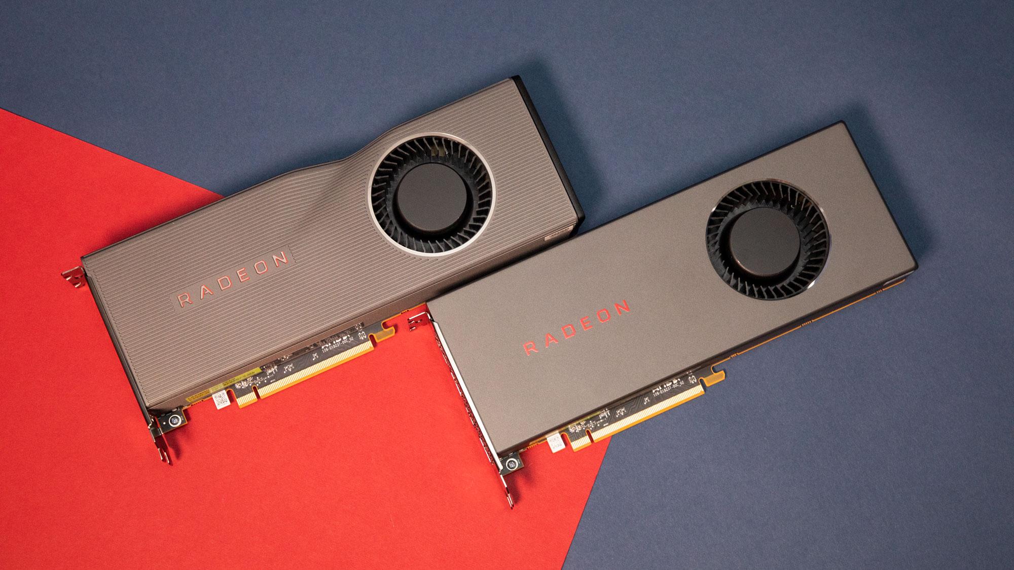 Amd Radeon Rx 5700 Vs Rx 5700 Xt What S The Best Amd Gpu For You Techradar