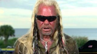 Dog the Bounty Hunter talking to Fox News