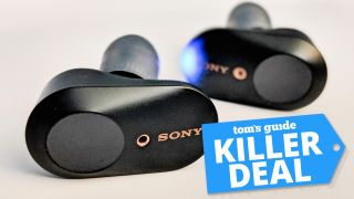 Sony WF-1000XM3 wireless earbuds