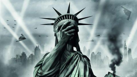Cover art for Ministry - AmeriKKKant album
