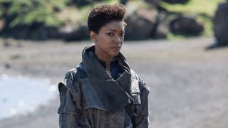"Sonequa Martin-Green in ""Star Trek: Discovery"" on CBS All Access."