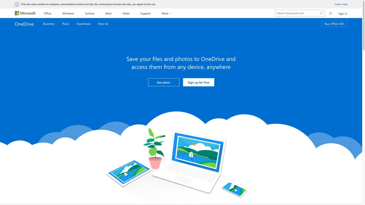 How To Use Dropbox Onedrive Google Drive Or Icloud As Your Main