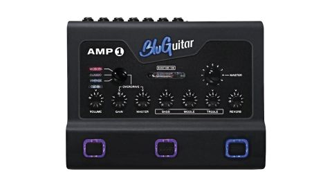 BluGuitar Amp1 Iridium Edition review