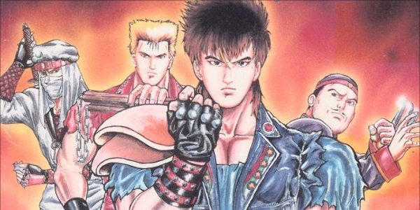 Double Dragon Every Console Game Ranked By Awesomeness Cinemablend