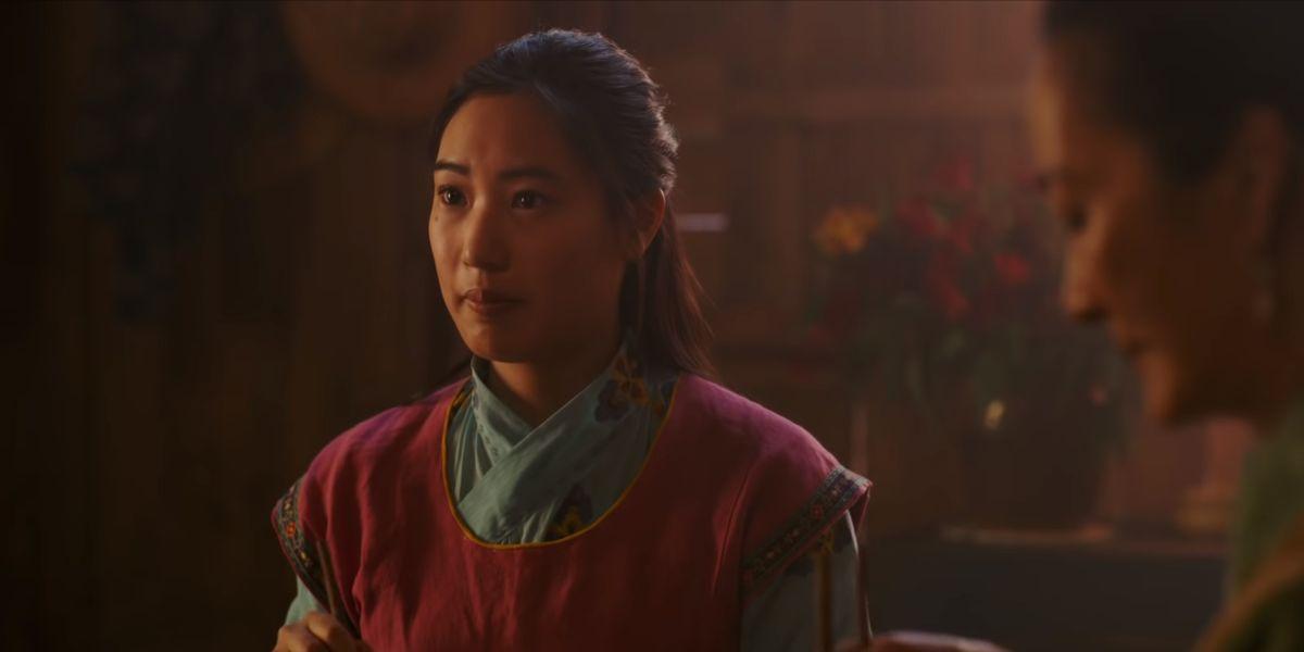 Mulan's sister
