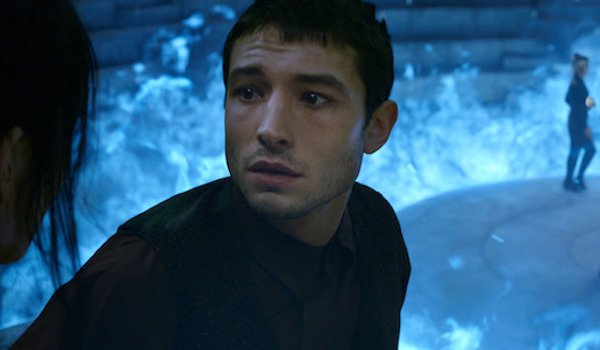 Ezra Miller as Credence Barebone in Crimes of Grindelwald