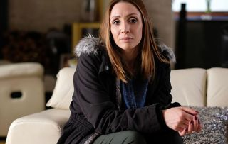 Lucy-Jo Hudson in Moving On