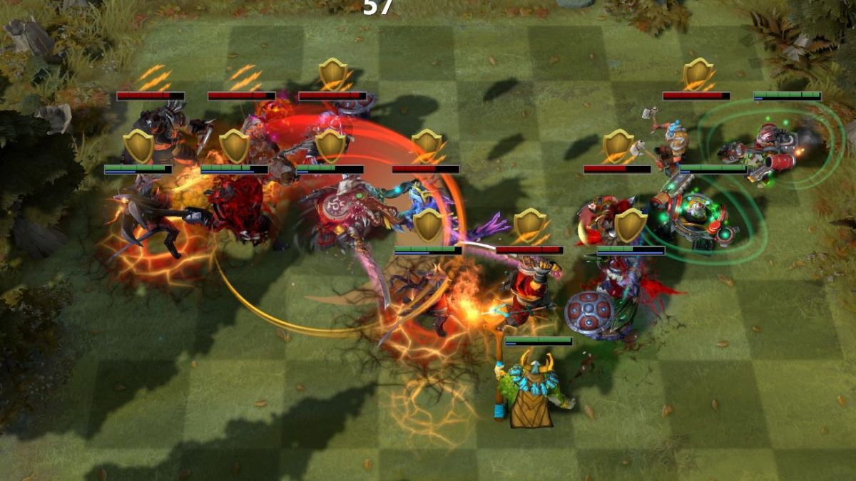 Valve is making a standalone version of Dota Auto Chess