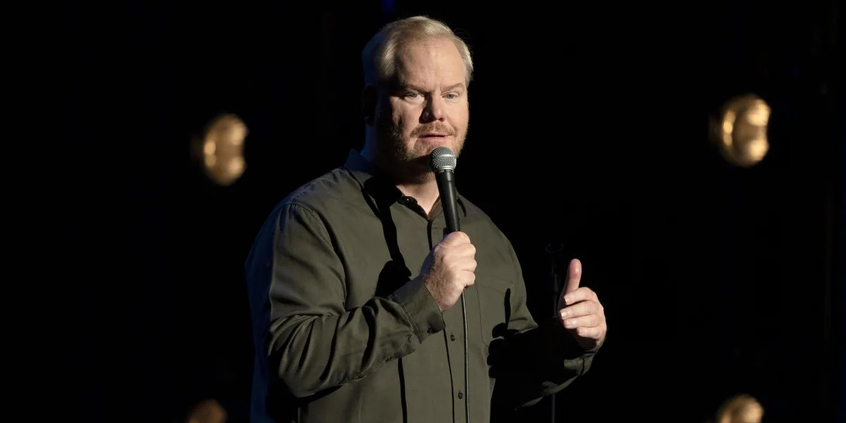 Jim Gaffigan in Quality Time