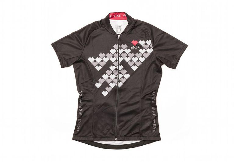 GORE Element Digi Heart jersey