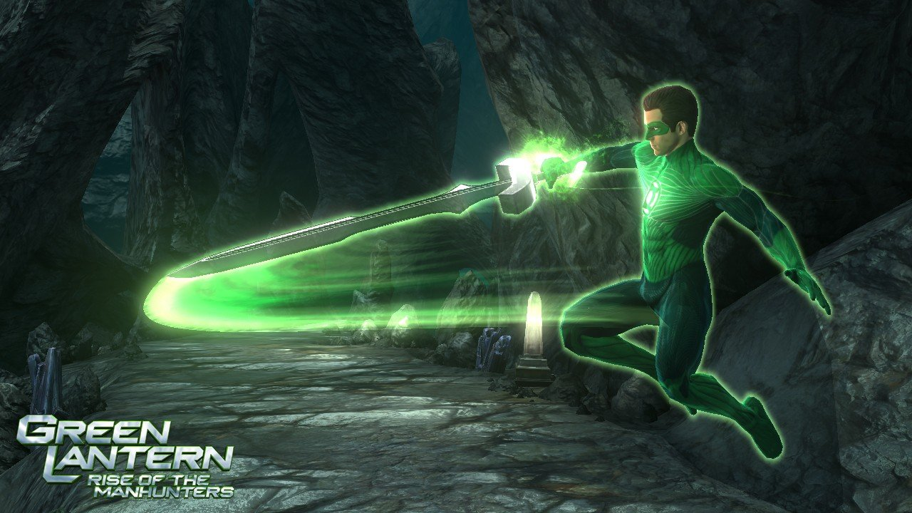 Green Lantern: Rise Of The Manhunters Construct Screenshots #17830