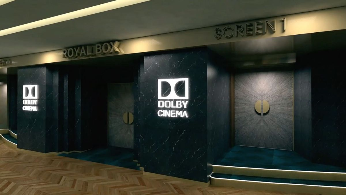 The Uk S Second Odeon Dolby Cinema Opens In Spring What