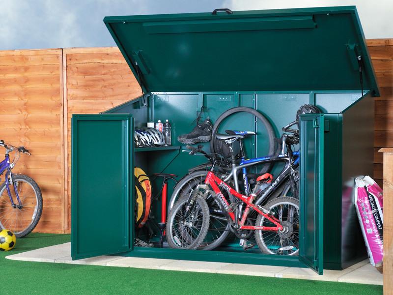 Asgard Bike Storage Shed