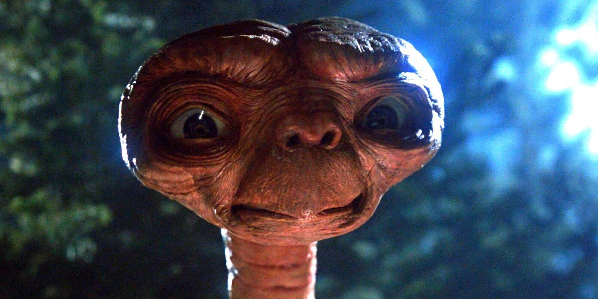 The star of E.T. the Extra-Terrestrial