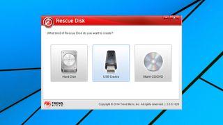 Rescue disk