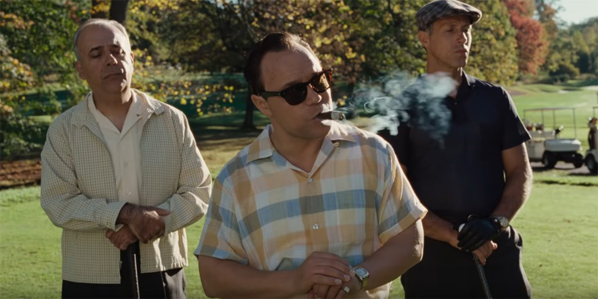 Stephen Graham in The Irishman