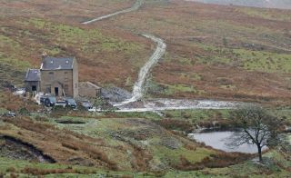 Remote cottage with insulation from Icynene