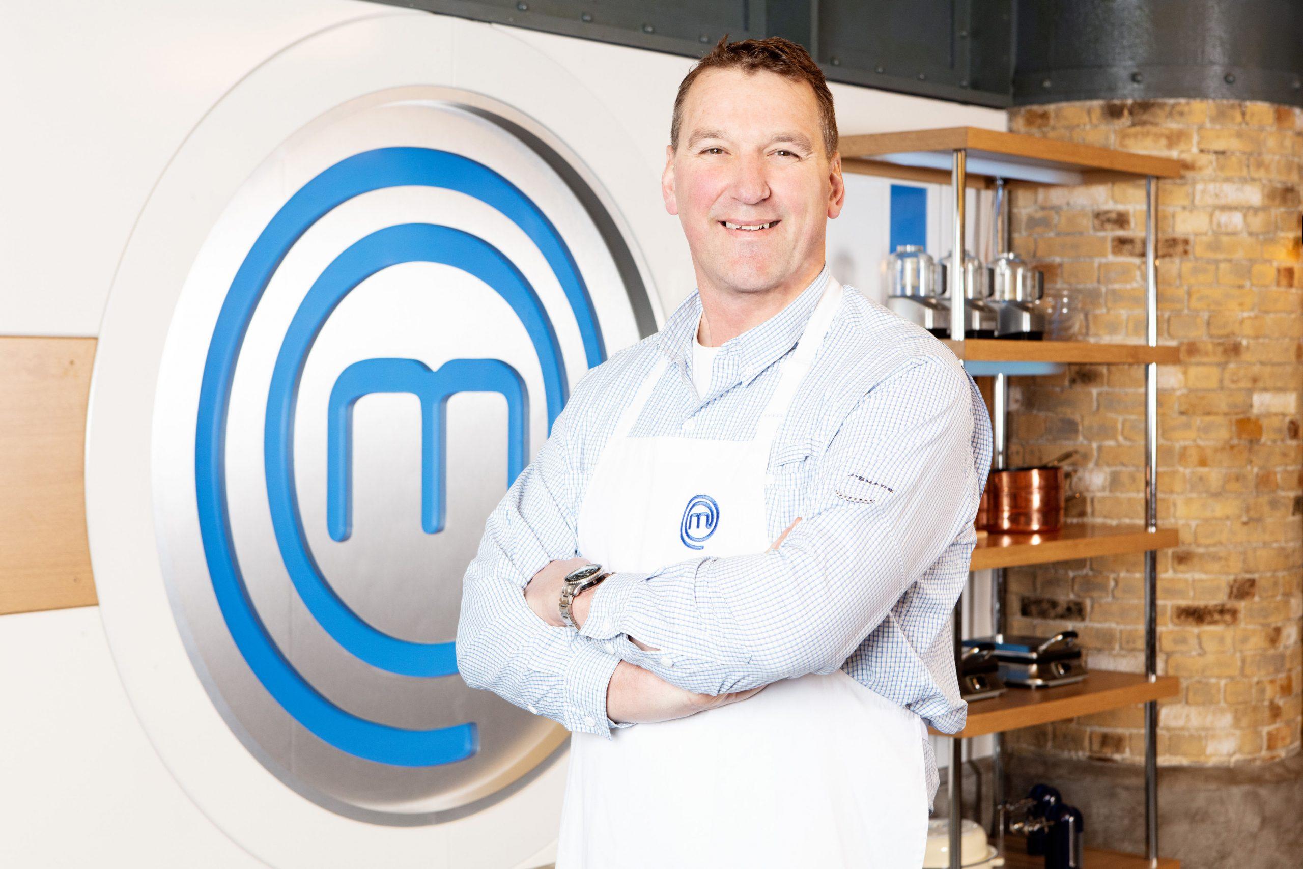 Mattew Pinsent en Masterchef 2020
