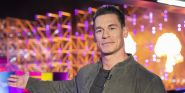 Watch John Cena Hilariously Get Challenged By Wrestler Contestant In New Wipeout Clip