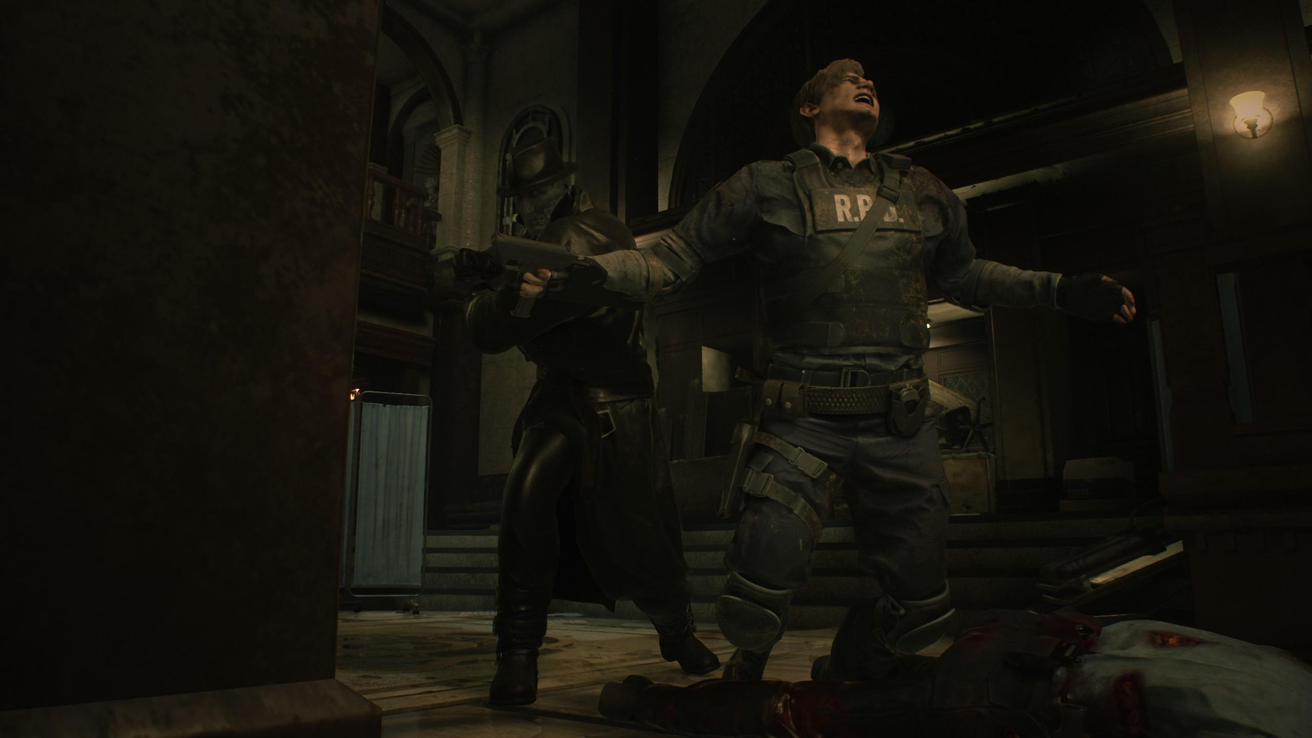 Resident Evil 4 Camera Mod