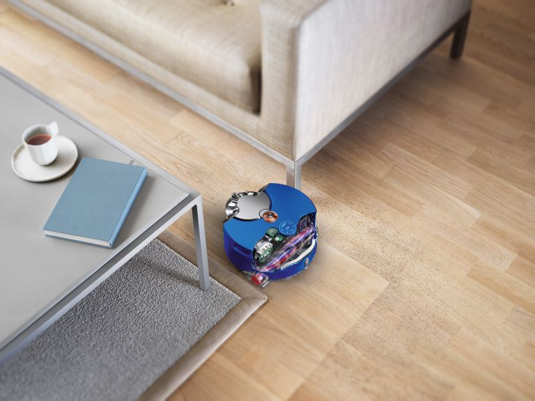 Best robot vacuum: Dyson Heurist