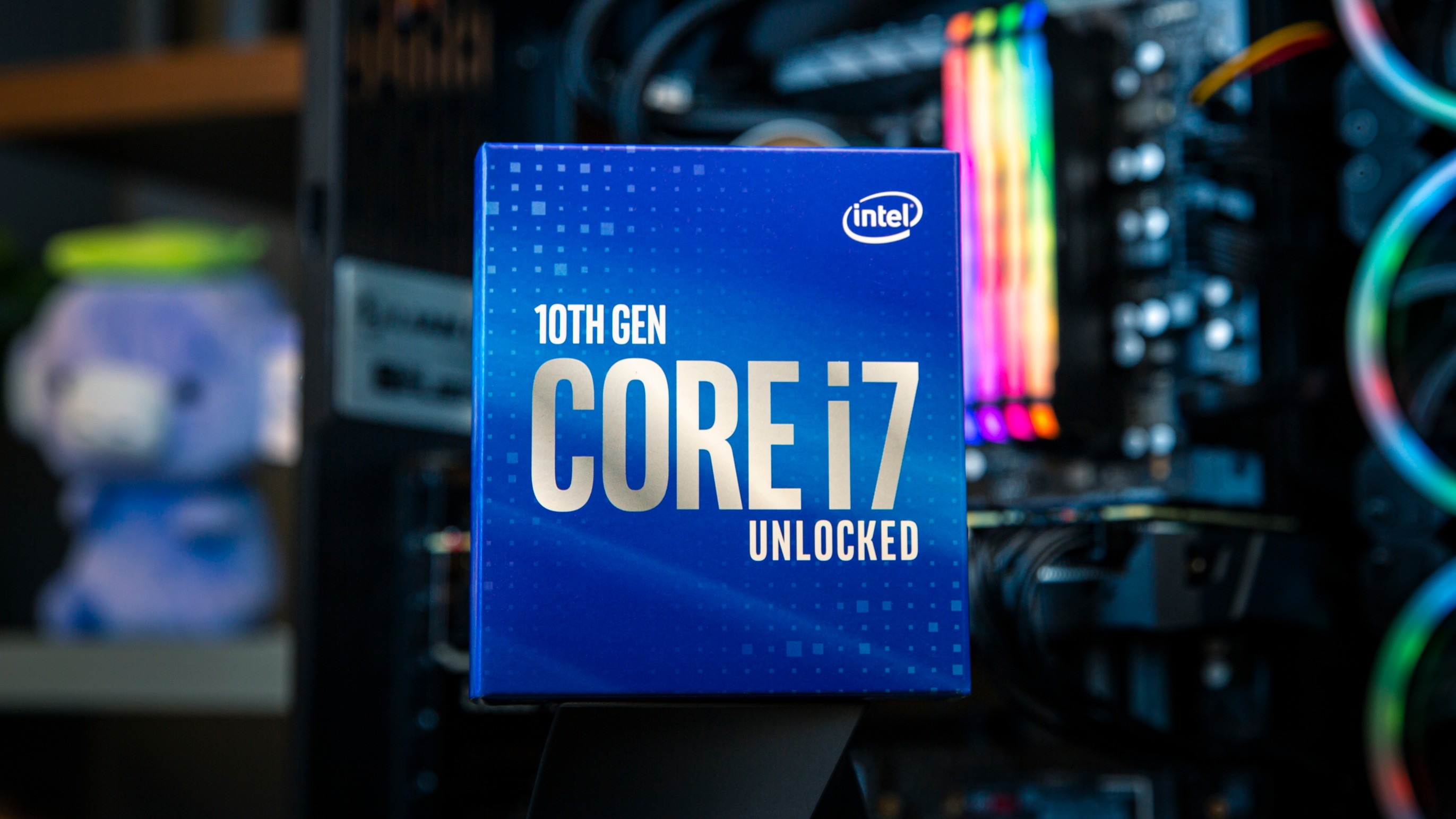 Intel Core i7-10700K vs Intel Core i7-9700K: how does Intel's 10th ...