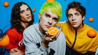 A portrait of Waterparks